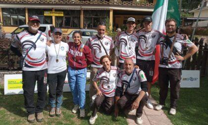 Gli Arcieri del Tigullio protagonisti ai Campionati Italiani