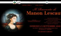 """""""Il racconto di Manon Lescaut"""" domenica al Santuario delle Grazie"""