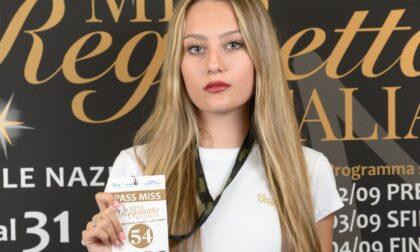 Miss Reginetta d'Italia, c'è anche la chiavarese Sofia Brixel