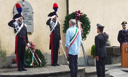 Santo Stefano d'Aveto: ricordato il sacrificio del Car. Albino Badinelli nel 77mo anniversario della morte
