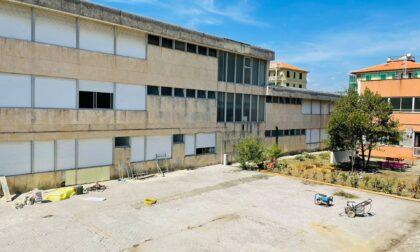 In ristrutturazione l'istituto comprensivo scolastico di Lavagna