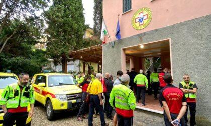 Rapallo: rinnovata la sede del Soccorso Alpino