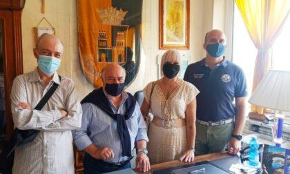 Zoagli: il sindaco incontra il presidente e alcuni membri della LEIDAA