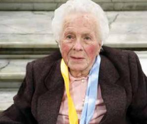 """Si è spenta a 101 anni Emilia Tassara, """"Rapallina d'Oro"""" nel 2019"""