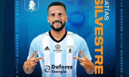 Entella: Matias Silvestre è ufficialmente un nuovo giocatore
