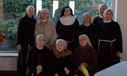 Clarisse di Leivi in festa per la ricorrenza di San Francesco