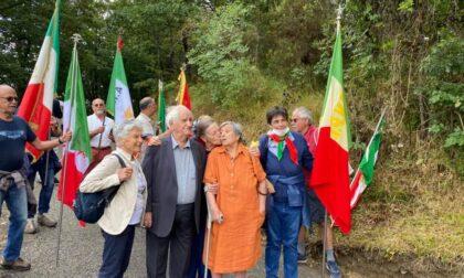 La cerimonia in memoria di Aldo Bisagno: le prime foto