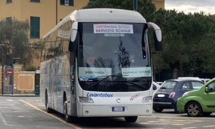 Autobus, da oggi lunedì 20 settembre attive diverse novità per i servizi scolastici