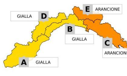 Forti temporali in arrivo: allerta arancione sul Levante giovedì dalle 6 alle 15