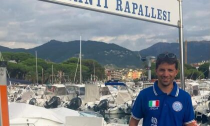 Il rapallese Matteo Guidicelli ai Campionati mondiali di pesca