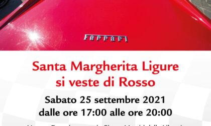 Santa Margherita: sabato esposizione di vetture Ferrari ed esibizioni di danza aerea