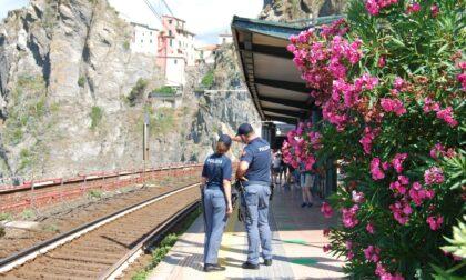 Polizia sui treni, il bilancio dell'estate