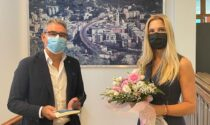 Recco, il console onorario di Bulgaria in visita al sindaco Gandolfo