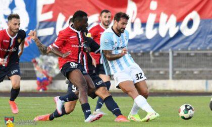 Lega Pro, sconfitta 3 a 1 per la Virtus Entella in trasferta a Gubbio