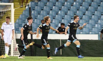 La Virtus Entella espugna Cesena per 2-1 e passa al turno successivo