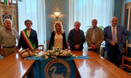 L'Associazione dei Liguri nel Mondo ha visitato la Fontanabuona