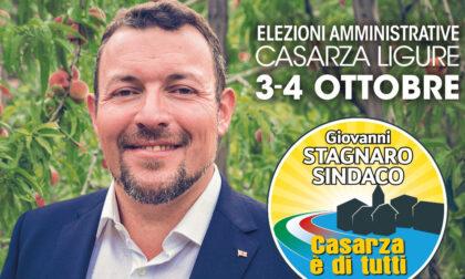 """Elezioni, Stagnaro presenta la lista: """"Faremo le cose possibili con impegno e serietà"""""""