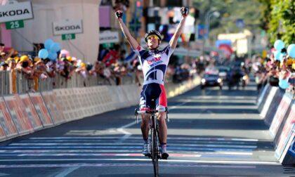 Il Giro d'Italia potrebbe tornare in Liguria nel 2022