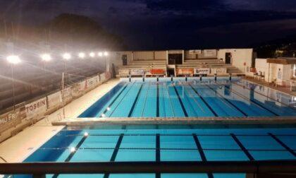 Nuovi impianti elettrici e di illuminazione alla piscina Giuva Baldini