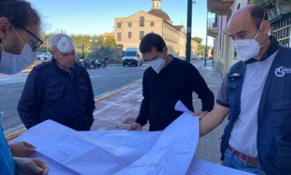 Al via i lavori per il rifacimento della condotta fognaria da via Jacopo Rocca fino alla rotonda di Largo Ravenna
