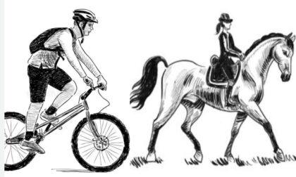 Sarà inaugurata domenica la ciclovia e ippovia Priosa-Ventarola