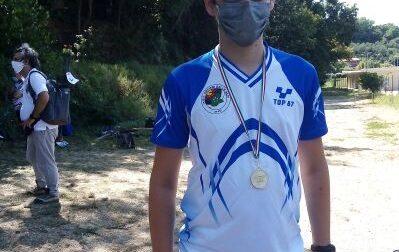 Stefano Garbarino: il Robin Hood rapallese è già campione a 16 anni