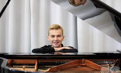 Alessandro Baldini in concerto