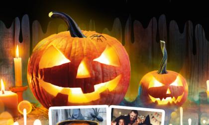 Per Halloween realizziamo una zucca… bella da paura!