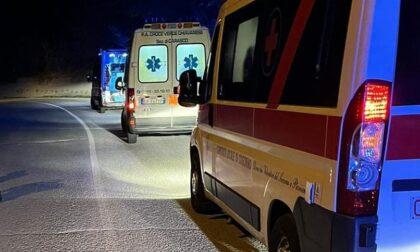 Incidente sulla sp 26 della Val Graveglia, coinvolti tre giovani