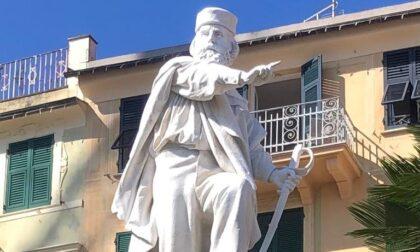Concluso l'intervento di restauro e ripulitura del monumento a Garibaldi