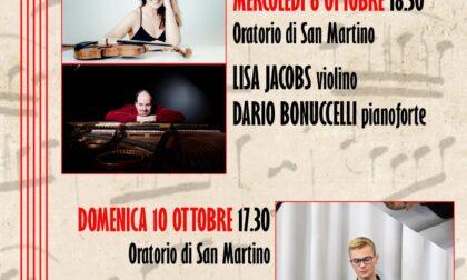 Festival Recco in musica nell'Oratorio di San Martino