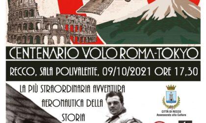 Il volo Roma-Tokyo: una conferenza per ricordare il centenario dell'impresa