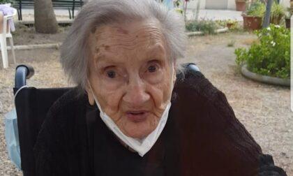 """Addio a Carmela, la """"nonnina"""" dei record: 103 anni e 11 figli"""