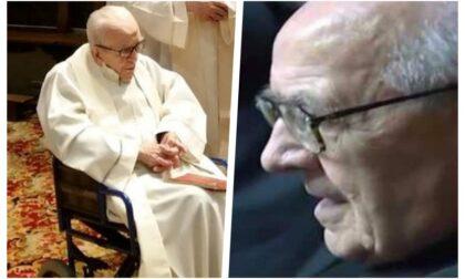 E' morto don Giuseppe Dallorso aveva 103 anni