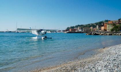 Santa Margherita pensa già al 2022 sulle ali di un idrovolante