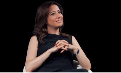 La ligure Cristina Scocchia sempre più in alto tra i migliori Top Manager italiani