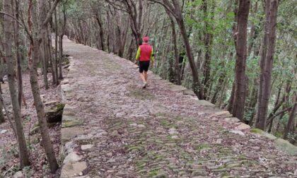 Domenica 24 ottobre il primo Trail di Rapallo